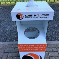 De Klop Facility Group Heavy-Duty Desinfectie Unit